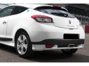 MEGANE 3 COUPE ARKA BODY KİT