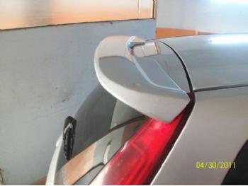 Fiesta 2-4 kapı ST Spoyler