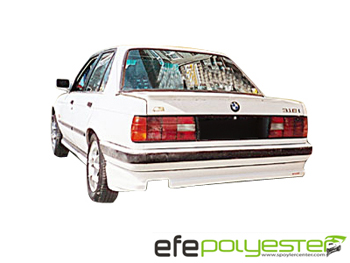 E30 Arka Tampon Altı