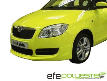Fabia Ön Body Kit