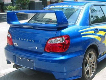 Subaru Cift Kat Spoyler