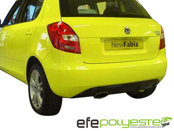 Fabia Arka Body Kit