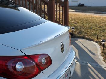VW CC Spoyler