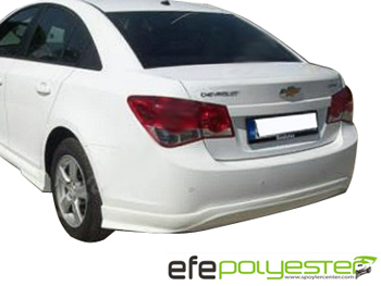 Cruze Arka Body Kit