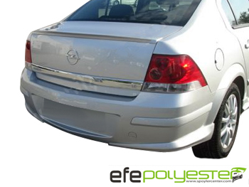 Astra Sedan H Arka Body Kit ve Spoyler