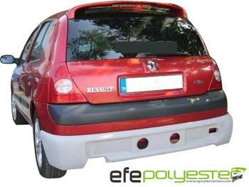 Clio II HB Arka Karlık