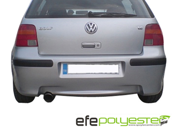 Golf 4 Arka Body Kit
